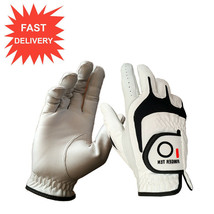 Cabretta Leather Golf Gloves ML Value Pack Left/Right Hand Premium Cadet... - $8.39