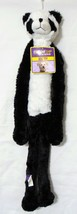 "Multipet 30"" Plush Black And White Panda Squeaker Dog Toy-NWT - $13.99"