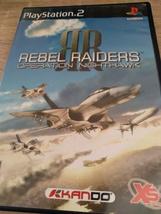 Sony PS2 Rebel Raiders: Operation Nighthawk image 1