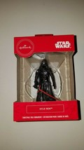 Hallmark ornament disney star wars kylo ren new in box christmas  - $20.95