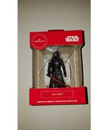 Hallmark ornament disney star wars kylo ren new in box christmas  - $20.95