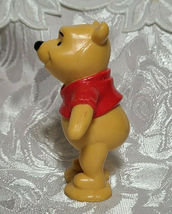 "Winnie The Pooh Bear 3"" PVC Birthday Cake Topper Action Figure Disney Store image 5"