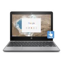 "HP Chromebook x360 Touch 11-ae027nr 11.6"" Laptop N3350 1.10GHz 4GB 16GB ... - $359.75"