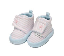 Set of 2 Cotton Shoes Toddler Shoes Comfortable Shoes for Newborn PINK image 1