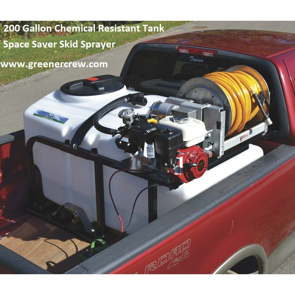 Commercial Space Saver Skid Sprayer 200 and 50 similar items