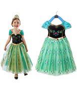 Kids Anna Coronation Costume, Anna Coronation Dress Halloween Costume fo... - £7.17 GBP