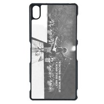 Jimi Hendrix Sony M5 case Customized premium plastic phone case, design #6 - $11.87