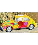 VW BUG Birdhouse and Feeder. Volkswagen Peace and Love Birdhouse and Feeder - $23.71