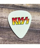 Kiss army guitar tuning pick heavy metal concert tour Paul Stanley signa... - $39.55