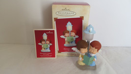 Christmas Hallmark Keepsake 2002 Heavenly Carols  Ornament - $9.49