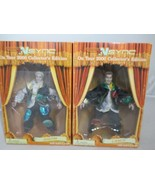 Lot of 2 N'SYNC: Collectible Marionette Doll Justin Timberlake & Lance N... - $29.99