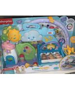 Fisher-Price Little People 1-2-3 Babies Playdate, Multicolor - $28.12