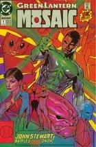 Green Lantern: Mosaic #1 [Comic] [Jan 01, 1992] Gerard Jones - $3.01