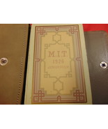 1926 M.I.T., Junior Prom, Playing Cards and Leather Case. - $14.99
