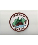 1995 TPC Dad and Lad patch - $5.94