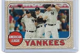 2017 Topps Heritage Aaron Judge RC Rookie New York Yankees Team Card #197 - $2.56