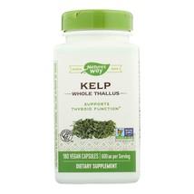 Nature's Way - Kelp - 180 Capsules - $14.83