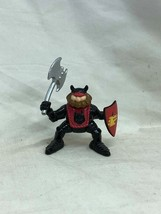 Action Figure Great Adventure Knights Black Fisher Price 1994 - $1.98