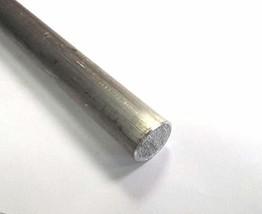JumpingBolt Aluminum 6061 T6511 Round Rod .375'' 3/8'' Diameter X 12'' L... - $24.96