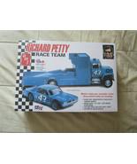 AMT 1072 Richard Petty Race Team - Race Car & Truck Model Kit Brand New ... - $41.81