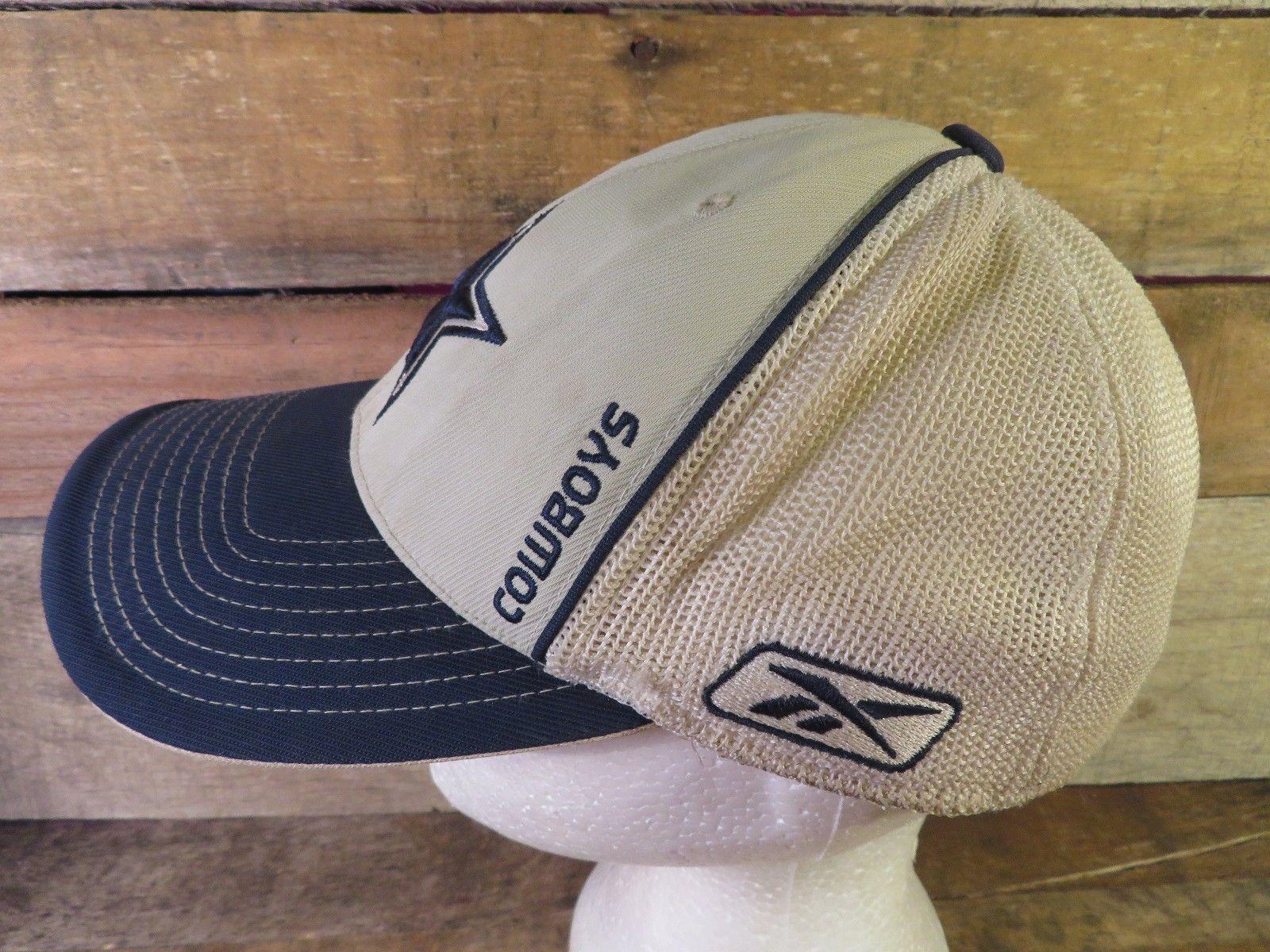 bae416ddb Dallas Cowboys Flex Reebok Nfl Football Hat and 50 similar items