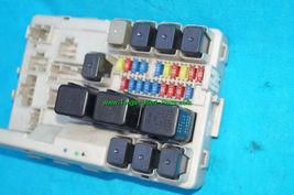 Nissan Altima 3.5L BCM Body Control Module Fuse Box 284b7aq004 image 7