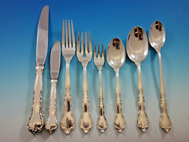 Mignonette by Lunt Sterling Silver Flatware Set for 12 Service 109 pieces - $6,385.50
