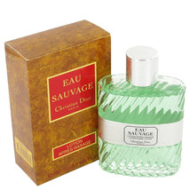 EAU SAUVAGE by Christian Dior After Shave 3.4 oz - $76.95