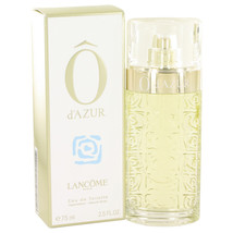 O d'Azur by Lancome Eau De Toilette Spray 2.5 oz - $79.95