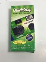 Fujifilm QuickSnap 400 35mm Single Use Film Camera NEW - $10.88