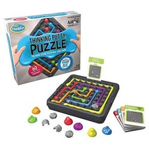 ThinkFun and Crazy Aaron's Thinking Putty Puzzle and STEM Toy for Boys and Girls