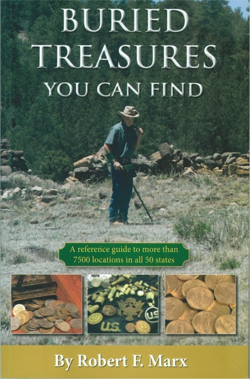 Buried Treasures You Can Find ~ Lost & Buried Treasure