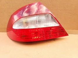 06-09 Mercedes W209 CLK350 CLK500 CLK55 AMG Taillight Lamp Driver Left - LH image 2