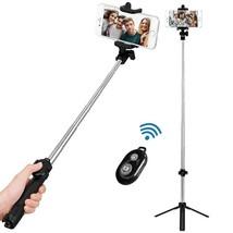 Universal Wireless Bluetooth Selfie Stick iPhone Mini Tripod Extendable ... - €11,22 EUR