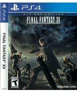 Final Fantasy XV (PlayStation 4, 2016) - $9.37