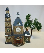 VTG Dickens Collectibles Victorian Series – Porcelain Church - $39.59