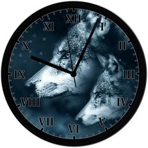 "Big Wolf Little Wolf, EXCLUSIVE 8"" Homemade Clock, w/ Battery, FREE SHIP... - $23.97"