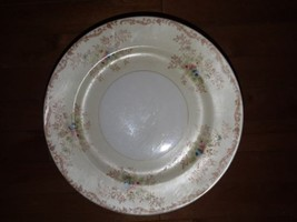 Antique  plate cake  stand 7 inches  tall. 9 inches wide  - $13.98