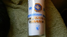Corning Glass Works 1953 Anniversary Glass Rare 102nd Year Free Usa Shipping - $18.69