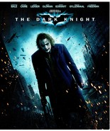 The Dark Knight  (2008) Blu-ray, 1080p, Special Edition (3 Disc in case) - $9.99