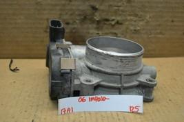 06-10 Chevrolet Malibu G6 Throttle Body Valve RME721A7029 Assembly 125-17A1 - $24.99