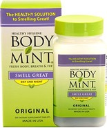 BodyMint, 60 Count Bottle - $17.29