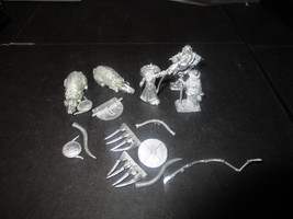 Bag of Small Metal Pieces Rats Wizard & More - $3.84 CAD