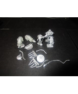 Bag of Small Metal Pieces Rats Wizard & More - $2.93