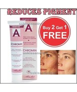 BUY 2 GET 1 FREE ACHROMIN® SKIN Cream WHITENING FACE CREAM 45ml WITH UVB - $6.09