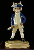 "Royal Doulton Bunnykins Figurine - ""Captain Cookl"" DB251 - $66.49"