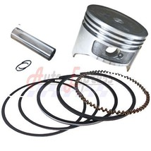 Fits Honda GX160 5.5hp Piston 1.00MM Over And Rings Pin Clips Free Head Gasket - $38.00