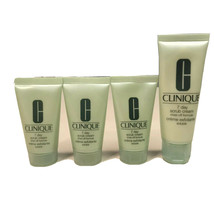 4 Clinique 7 Day Scrub Cream Rinse-Off Formulas,3~1oz., 1~1.7oz.New 4.7o... - $11.26