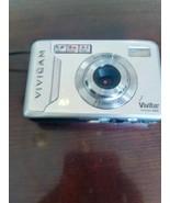 Vivitar ViviCam 5022  Digital Camera - silver - $14.84