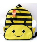"NEW Wonder Nation 12"" Kids Bumble Bee Critter Backpack with Mesh Pockets! - $0.99"